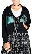 City Chic Plus Size Women's Brooklyn Hoodie