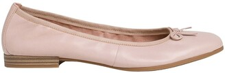 Tamaris Alena Leather Ballet Pumps