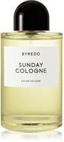 Byredo Sunday Cologne Eau De Cologne - Vetiver & Bergamot, 250ml