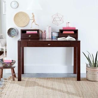 Latitude Run Erskine Writing Desk with Keyboard Tray