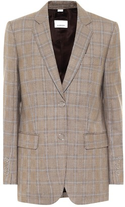 Burberry Sidon virgin wool blazer