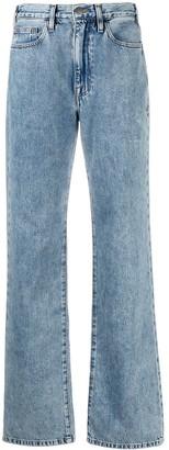 Frame Light-Wash Jeans