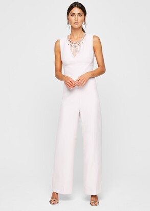 Phase Eight Jimena Beaded Jumpsuit