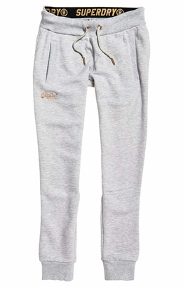 Superdry Women's Orange Label Elite Jogger Tapered Sports Trousers