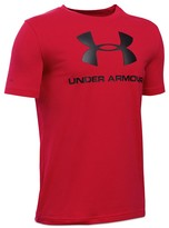 Under Armour Boys' Logo Tee - Sizes S-XL