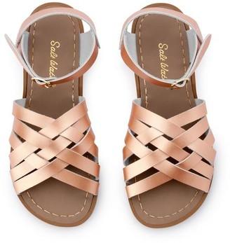 Salt Water Sandal - Salt Water Sandals Retro rosegold sandals - 36