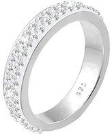 Elli 0608660111 925 Silver Ring white