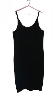 Hatch Black Wool Dress for Women