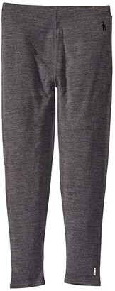 Smartwool Kids Mid 250 Bottom (Little Kids/Big Kids) (Medium Gray Heather) Kid's Casual Pants