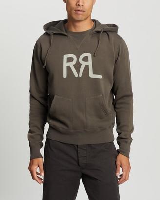 Ralph Lauren RRL Pullover Long Sleeve Hoodie