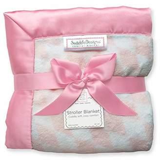 Swaddle Designs Stroller Blanket, Pink