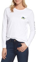 Vineyard Vines Women's Bride Of Frank Whale Pocket Tee