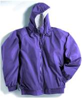 Tri-Mountain Men's Big And Tall Waterproof Shell Zipper Jacket