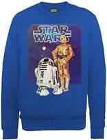 Star Wars Boys Artoo 3PO Sweatshirt