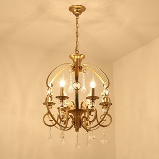 Westmen Lights 6-Light Foyer Pendant Westmen Lights