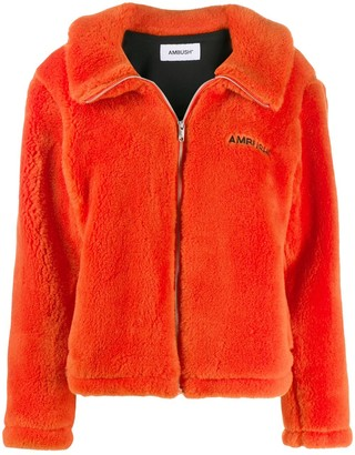 Ambush Shearling Zip Jacket