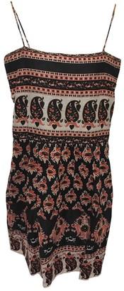 Petite Mendigote Black Cotton Dress for Women