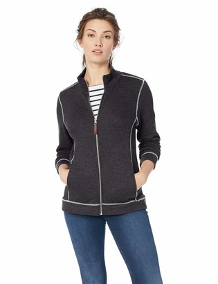 Charles River Apparel Women's Conway Flatback Rib Jacket