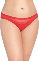 Natori 'Bliss Perfection' Bikini (Plus Size)