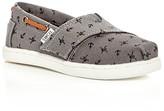 Toms Boys' Bimini Slip-On Sneakers