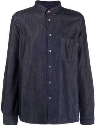 Paul Smith plain denim shirt