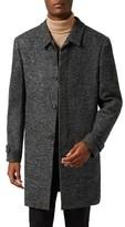 Topman Men's Textured MAC Jacket