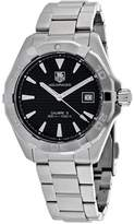 Tag Heuer Aquaracer WAY2110.BA0928 Men's Round Silver Stainless Steel Watch
