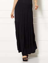 New York & Co. Eva Mendes Collection - Calypso Tiered Maxi Skirt
