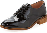 Andre Assous Patent Leather Lace-Up Oxford