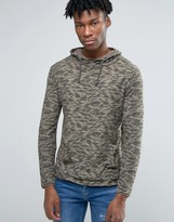 Pull&bear Hoodie In Camo
