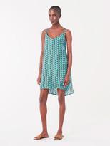 Diane von Furstenberg Audrey Rayon Beach Dress