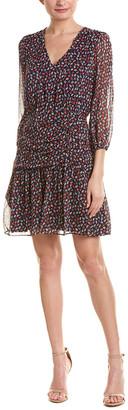 Shoshanna Silk Sheath Dress