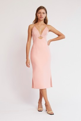 Finders Keepers NADINE DRESS Pink