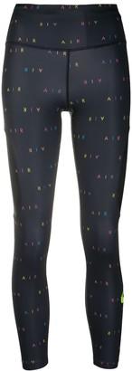 Nike Monogram Print Leggings
