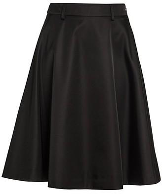 Prada A-Line Skirt