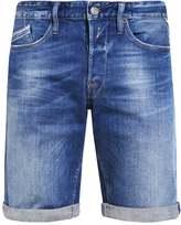 Replay Waitom Denim Shorts Blue Denim