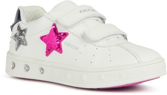 Geox Skylin 1 Light-Up Sneaker