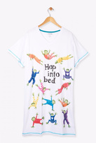 Hatley Hop Into Bed Sleepshirt