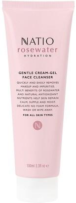 Natio Rosewater Hydration Gentle Cream-Gel Face