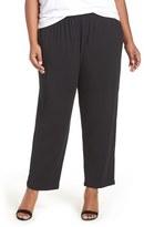 Tart Plus Size Women's 'Liviana' Pull-On Jersey Pants