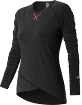 New Balance Women's That's A Wrap Long Sleeve Tee