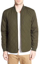 Obey Parker Quilted Jacket