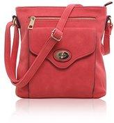 MG Collection Designer Shoulder Bag Convertible Cross Body