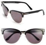 Tom Ford 'Fany' 59mm Retro Sunglasses
