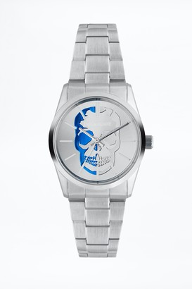 Zadig & Voltaire Timeless Tete De Mort ZVT001 Watch