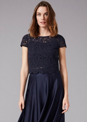 Phase Eight Zoe Lace Top