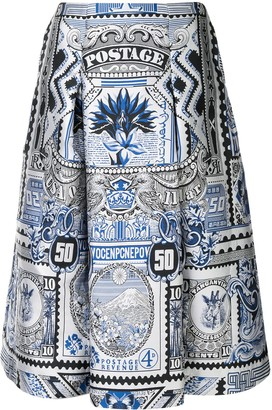 Mary Katrantzou Talona skirt