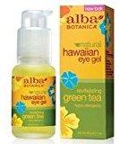 Alba Green Tea Eye Gel, 1 Ounce -- 3 per case. by
