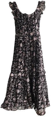 Ulla Johnson Black Cotton Dresses
