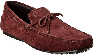 Tod's Leather Gommino Loafer